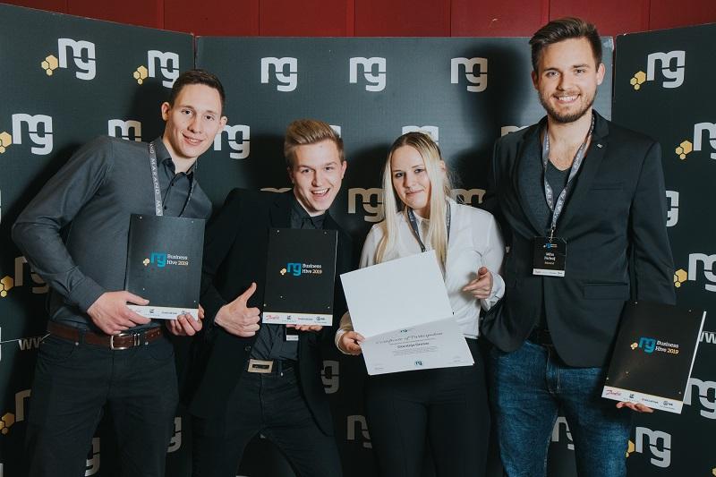 Business Hive participants 2019